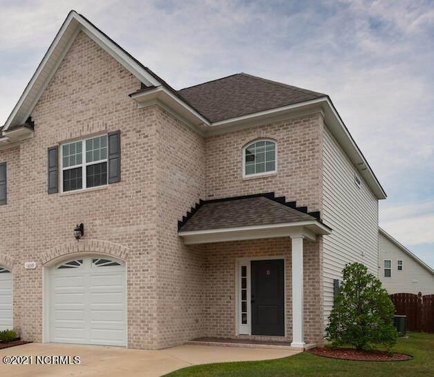 1639 Cambria Drive B, Greenville, NC 27834 (MLS #100294154) :: Barefoot-Chandler & Associates LLC