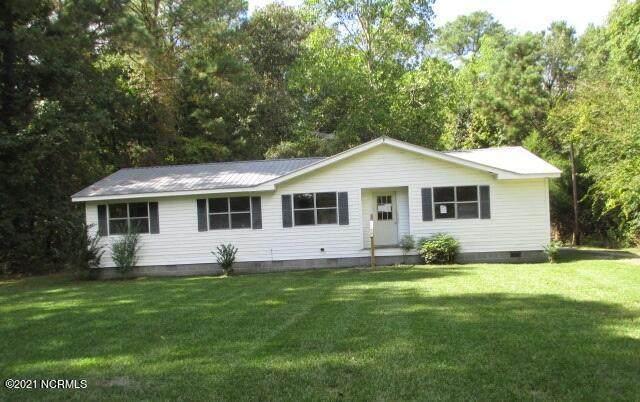 496 Richlands Road, Trenton, NC 28585 (MLS #100294210) :: Lejeune Home Pros of Century 21 Sweyer & Associates