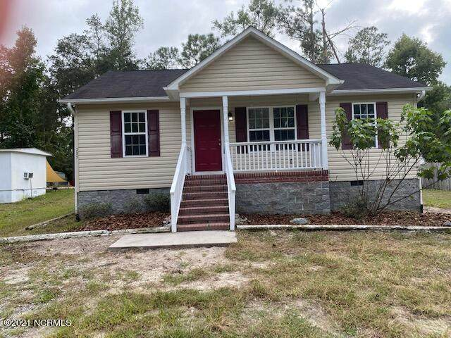 285 Walnut Road, Southport, NC 28461 (MLS #100294319) :: Berkshire Hathaway HomeServices Hometown, REALTORS®
