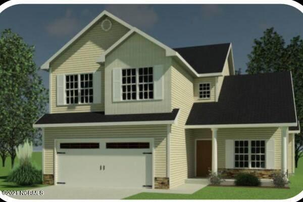 205 Moonstone Court, Jacksonville, NC 28540 (MLS #100294901) :: Barefoot-Chandler & Associates LLC