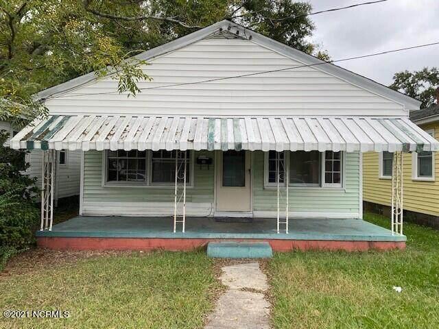 805 S 13th Street, Wilmington, NC 28401 (MLS #100295221) :: David Cummings Real Estate Team