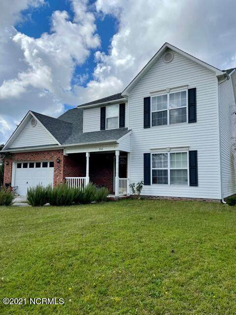 155 Winter Road, Jacksonville, NC 28540 (MLS #100295258) :: Stancill Realty Group