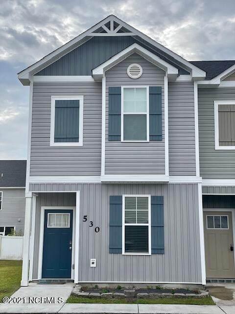530 Caldwell Loop, Jacksonville, NC 28546 (MLS #100295266) :: Stancill Realty Group