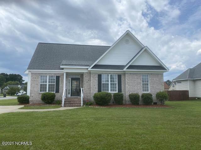 2492 Pinetops Drive, Winterville, NC 28590 (MLS #100295330) :: Berkshire Hathaway HomeServices Hometown, REALTORS®