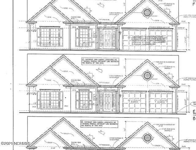 9043 Oak Ridge Plantation Drive SW, Calabash, NC 28467 (MLS #100295368) :: Vance Young and Associates