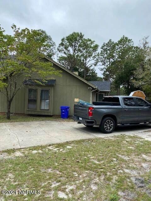 150 Pine Lake Road, Cape Carteret, NC 28584 (MLS #100295377) :: Berkshire Hathaway HomeServices Hometown, REALTORS®