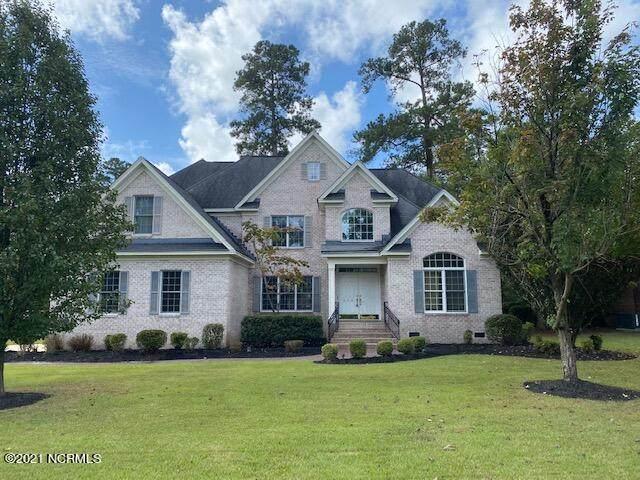 604 Carnoustie Drive, Greenville, NC 27858 (MLS #100295464) :: CENTURY 21 Sweyer & Associates