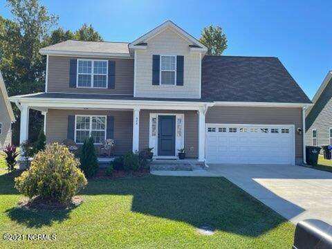 628 Arbor Drive, Greenville, NC 27858 (MLS #100295503) :: Courtney Carter Homes