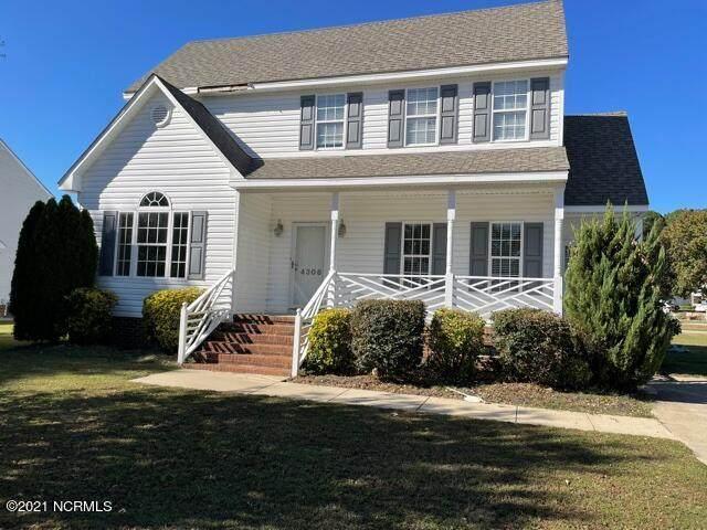 4306 Clearbrook Lane N, Wilson, NC 27896 (MLS #100295524) :: Frost Real Estate Team