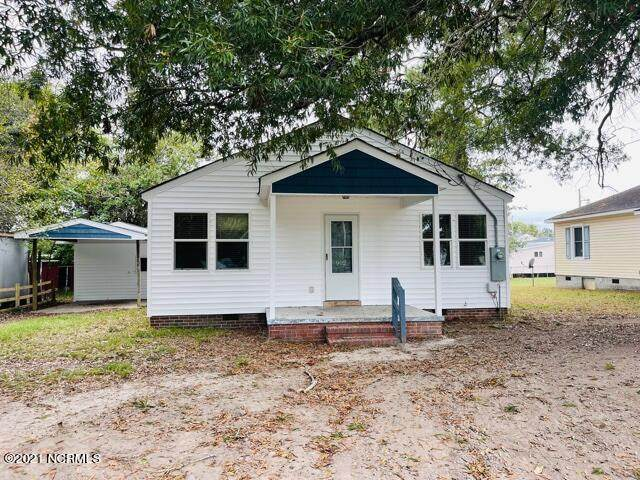 902 Sycamore Avenue, Kinston, NC 28504 (MLS #100295552) :: Lynda Haraway Group Real Estate