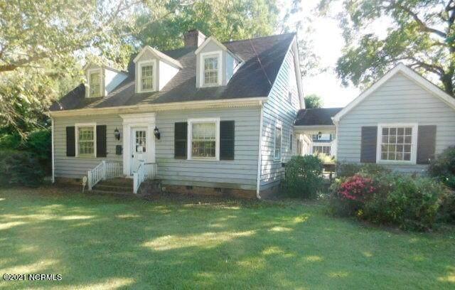 702 Edwards Avenue, Kinston, NC 28501 (MLS #100295701) :: Lynda Haraway Group Real Estate