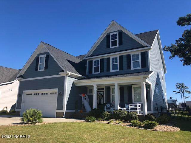 405 Lanyard Drive, Newport, NC 28570 (MLS #100295796) :: The Rising Tide Team