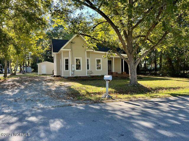 413 E 2nd Street, Kenly, NC 27542 (MLS #100295829) :: The Oceanaire Realty