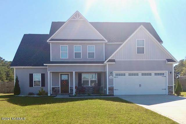 202 Breakwater Drive, Sneads Ferry, NC 28460 (MLS #100295843) :: The Tingen Team- Berkshire Hathaway HomeServices Prime Properties