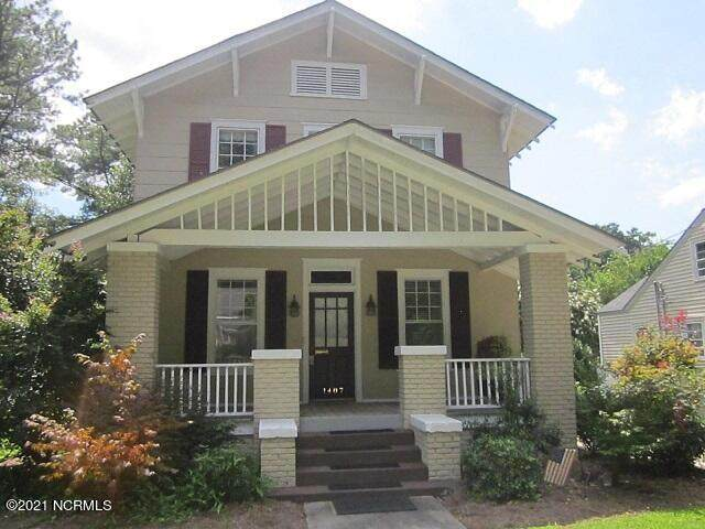 1407 Anderson Street NW, Wilson, NC 27893 (MLS #100295984) :: Great Moves Realty