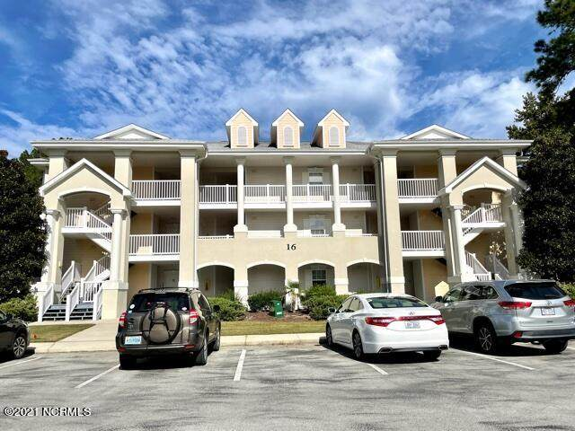 330 S Middleton Drive NW Unit 1603, Calabash, NC 28467 (MLS #100296061) :: RE/MAX Elite Realty Group