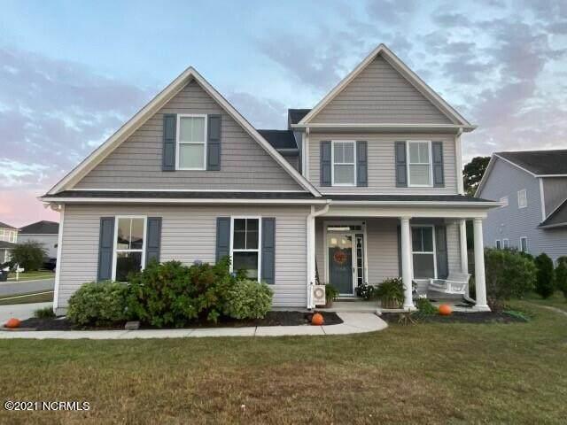 1188 S Brook Road, Winnabow, NC 28479 (MLS #100296275) :: Watermark Realty Group