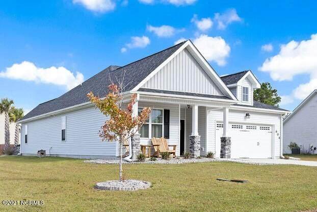 604 Winfall Drive, Holly Ridge, NC 28445 (MLS #100296371) :: Shapiro Real Estate Group