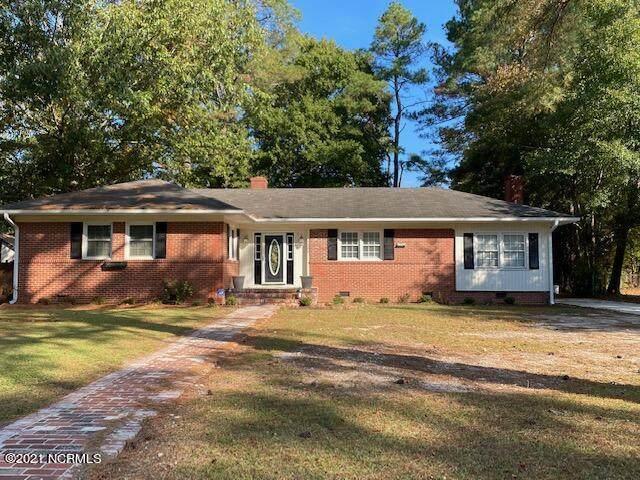 1308 Eastern Avenue, Rocky Mount, NC 27801 (MLS #100296418) :: Courtney Carter Homes