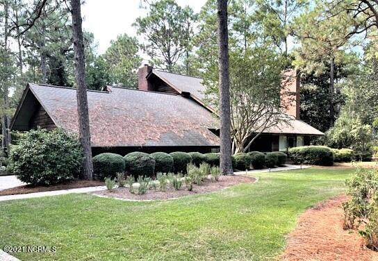 255 Lake Forest Drive, Pinehurst, NC 28374 (MLS #100296967) :: Frost Real Estate Team