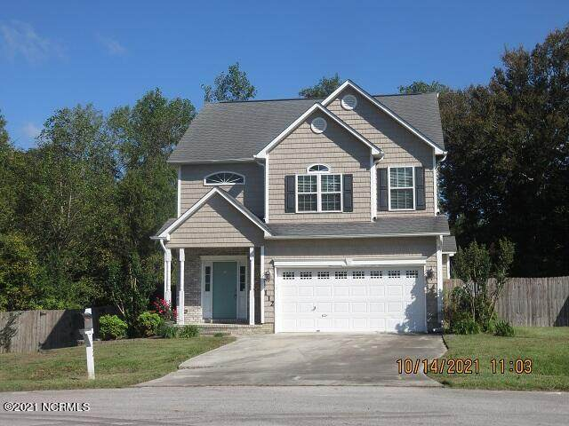 112 Beaver Creek Court, Jacksonville, NC 28540 (MLS #100297175) :: Shapiro Real Estate Group