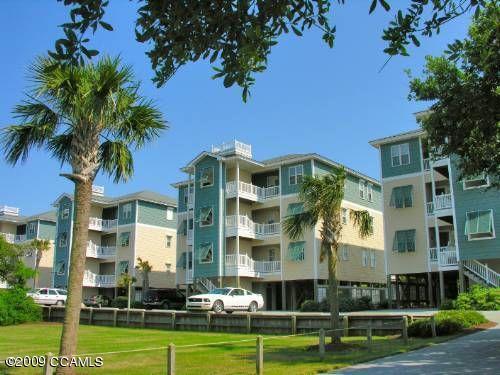 119 Salter Path Road 101A, Pine Knoll Shores, NC 28512 (MLS #10902030) :: Century 21 Sweyer & Associates