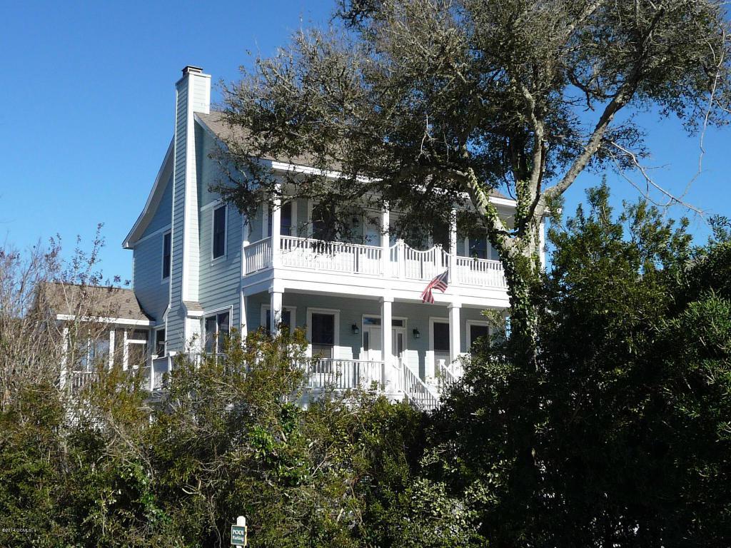 114 Sea Isle N Drive, Indian Beach, NC 28512 (MLS #11204237) :: Century 21 Sweyer & Associates
