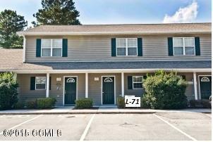 601 Peletier Loop Road L71, Swansboro, NC 28584 (MLS #11500843) :: Century 21 Sweyer & Associates