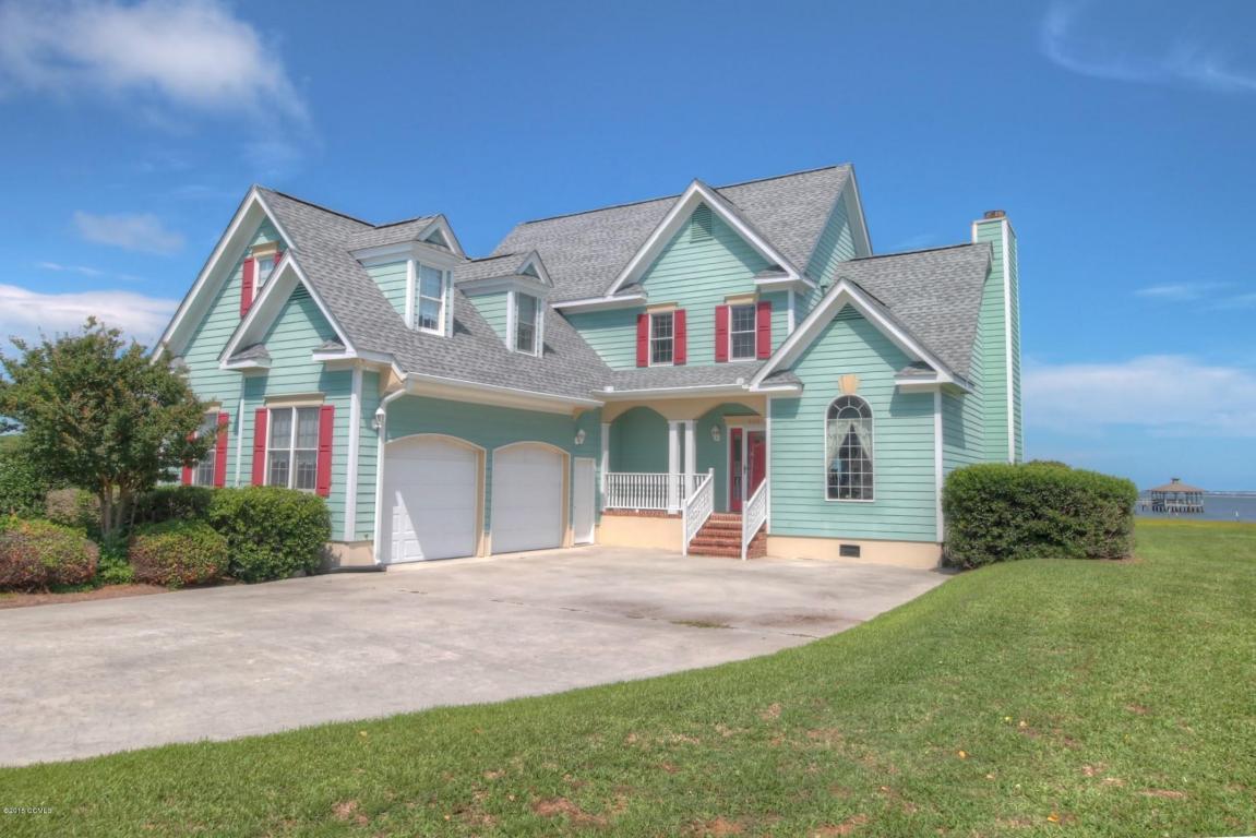 509 Blue Heron Drive, Newport, NC 28570 (MLS #11501095) :: Century 21 Sweyer & Associates