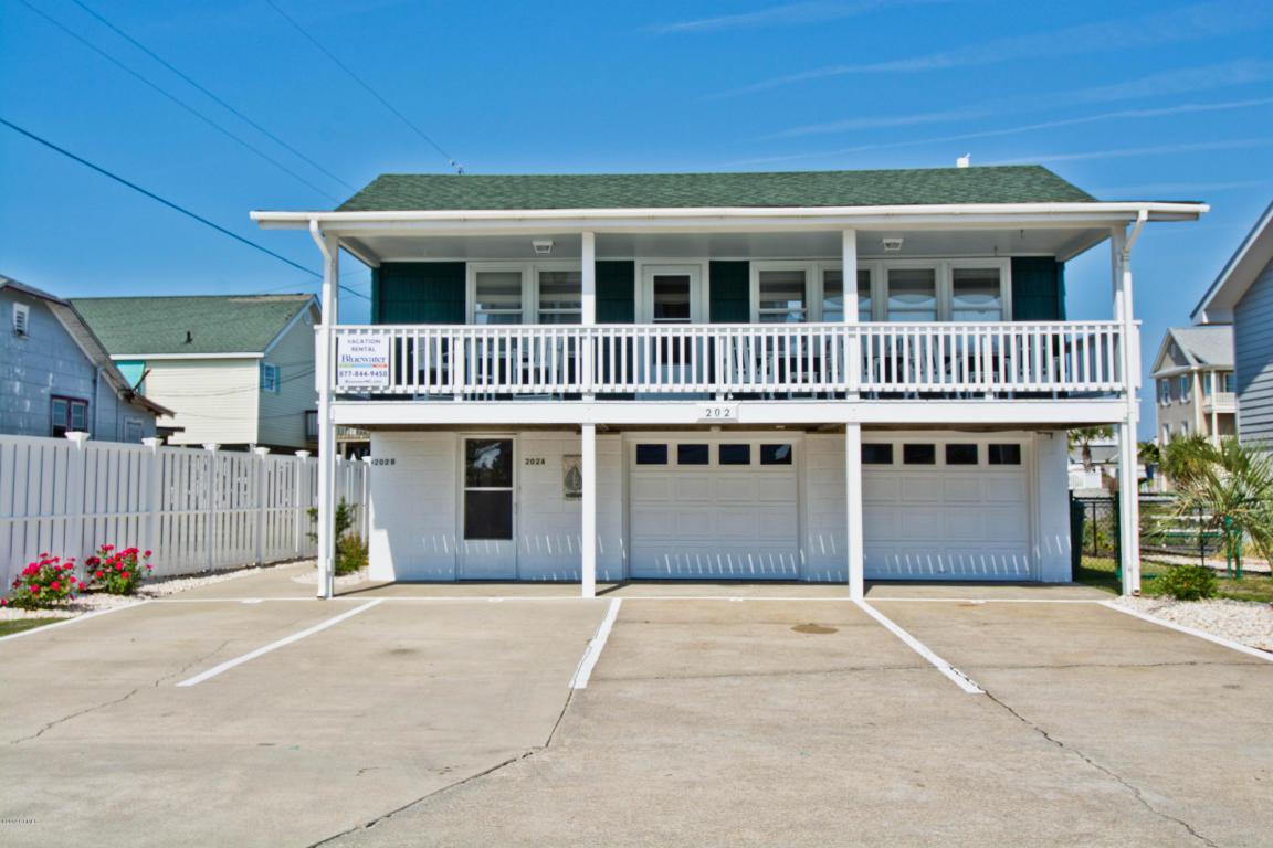 202 Money Island Drive, Atlantic Beach, NC 28512 (MLS #11501454) :: Century 21 Sweyer & Associates