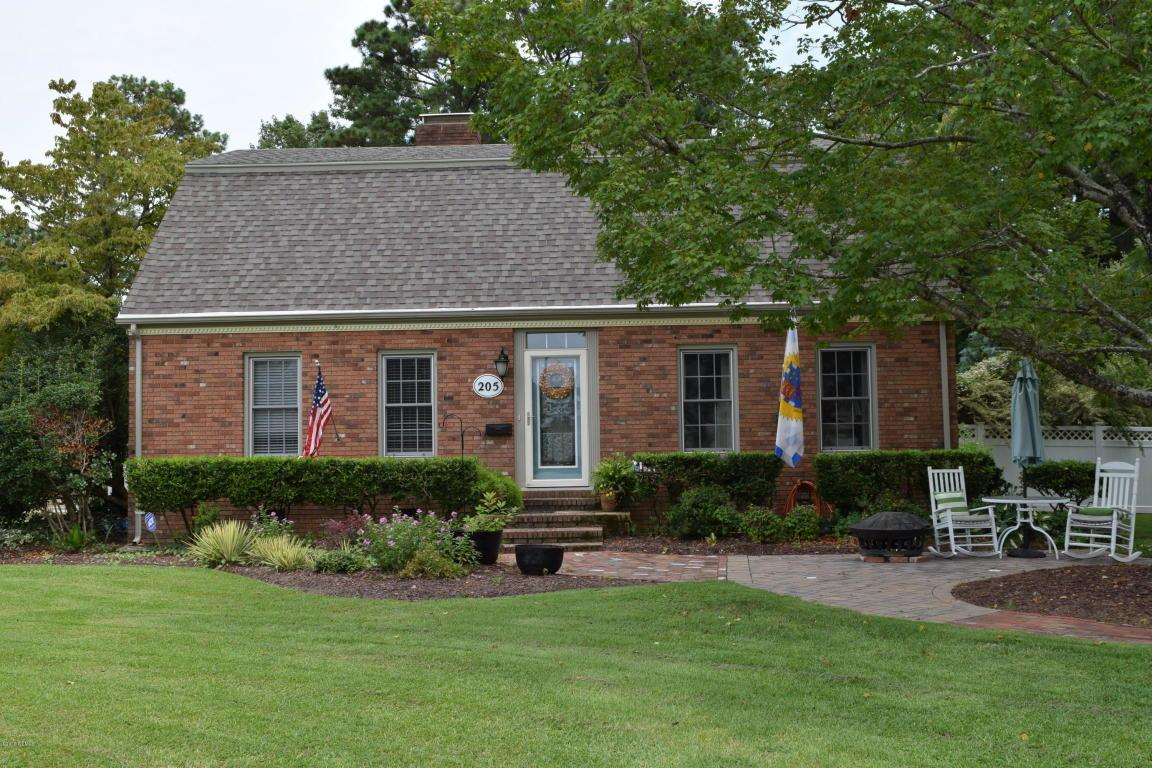 205 Sycamore Street, Beaufort, NC 28516 (MLS #11504247) :: Century 21 Sweyer & Associates