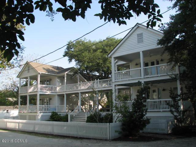 103 Moore Street #5, Beaufort, NC 28516 (MLS #11504317) :: Century 21 Sweyer & Associates
