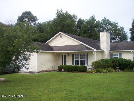 205 Chaparral Trail, Jacksonville, NC 28546 (MLS #11504652) :: Century 21 Sweyer & Associates