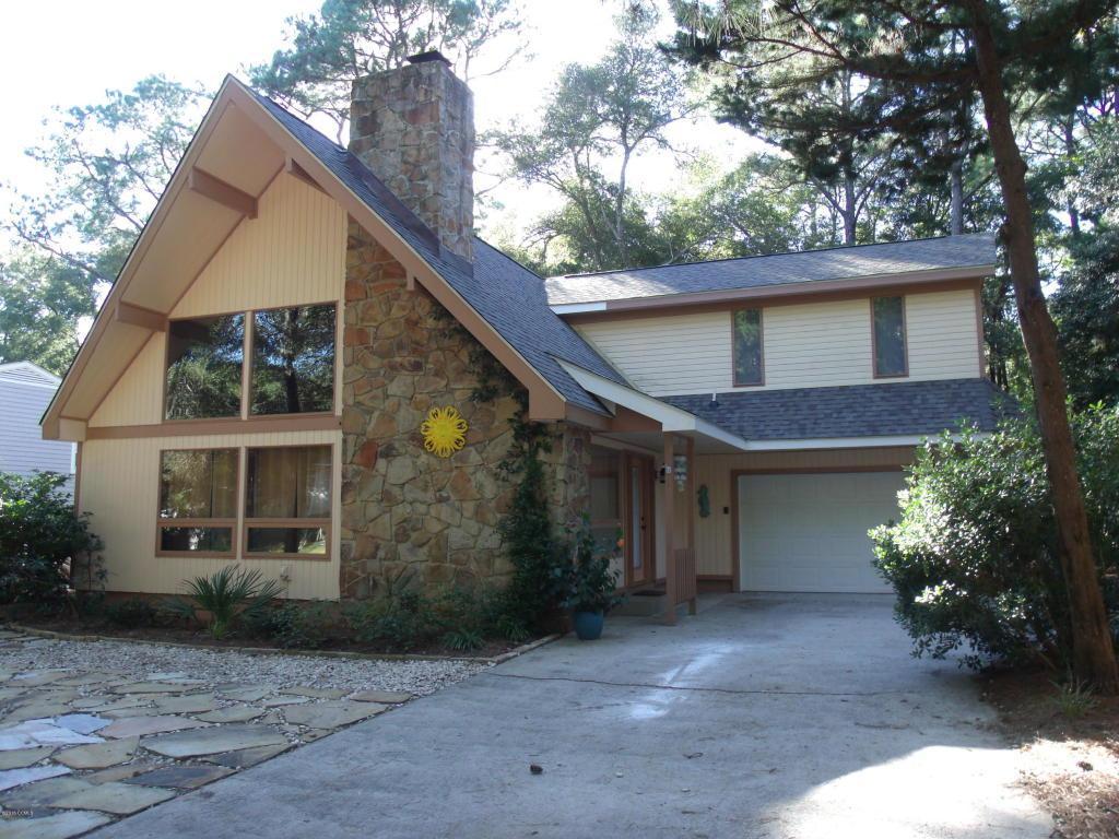 121 Juniper Road, Pine Knoll Shores, NC 28512 (MLS #11505058) :: Century 21 Sweyer & Associates