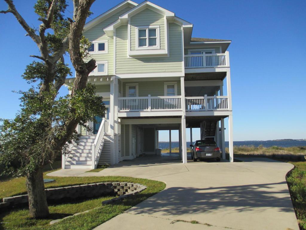 226 Pintail Lane, Harkers Island, NC 28531 (MLS #11600040) :: Century 21 Sweyer & Associates