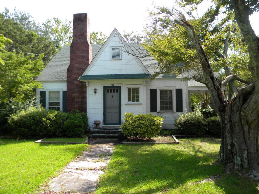 152 Chatham Street, Newport, NC 28570 (MLS #11600057) :: Century 21 Sweyer & Associates