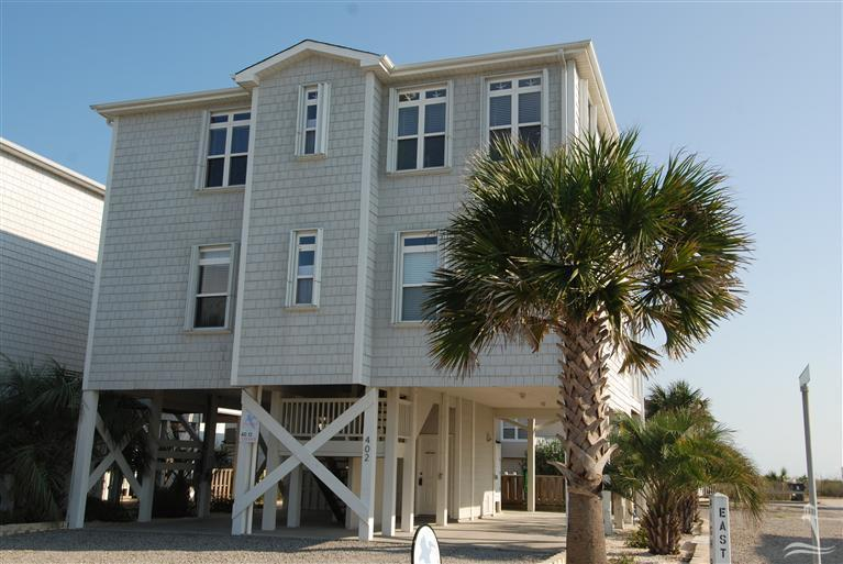 402 E Second Street, Ocean Isle Beach, NC 28469 (MLS #20660456) :: Century 21 Sweyer & Associates