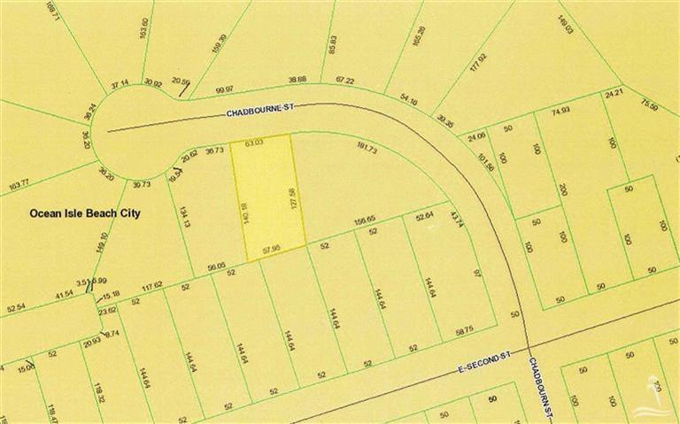 3 Chadbourne Street, Ocean Isle Beach, NC 28469 (MLS #20679612) :: Century 21 Sweyer & Associates