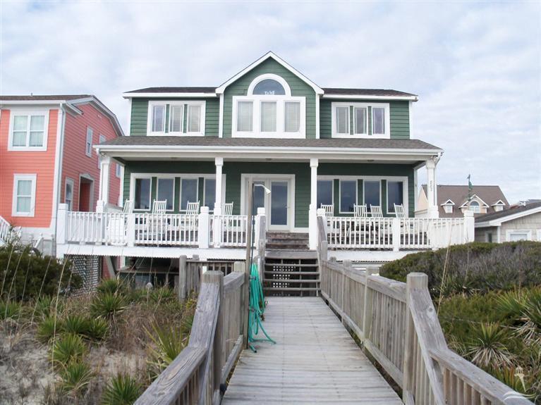 887 Ocean Boulevard W, Holden Beach, NC 28462 (MLS #20689446) :: Century 21 Sweyer & Associates