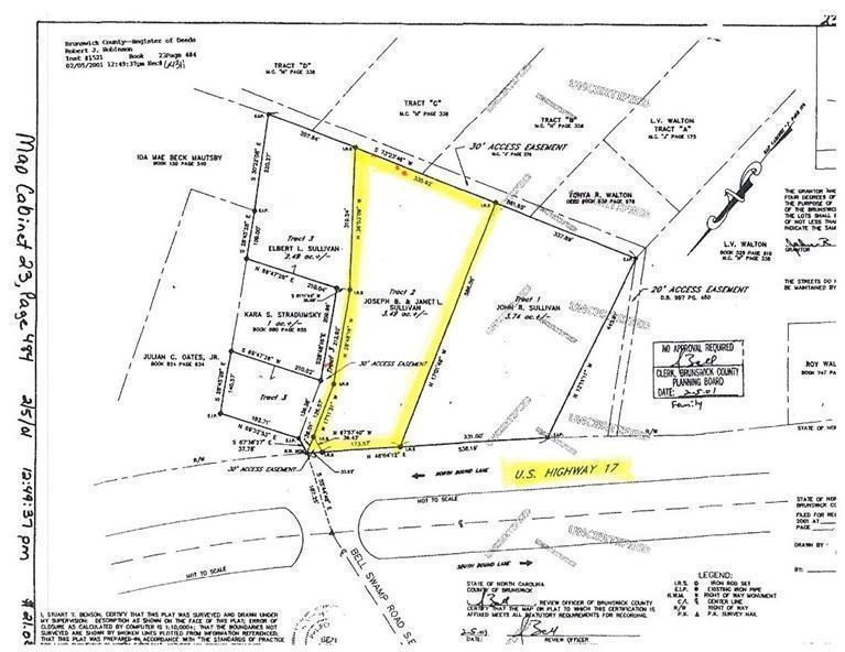 5628 Ocean Highway E, Winnabow, NC 28479 (MLS #20690936) :: Century 21 Sweyer & Associates