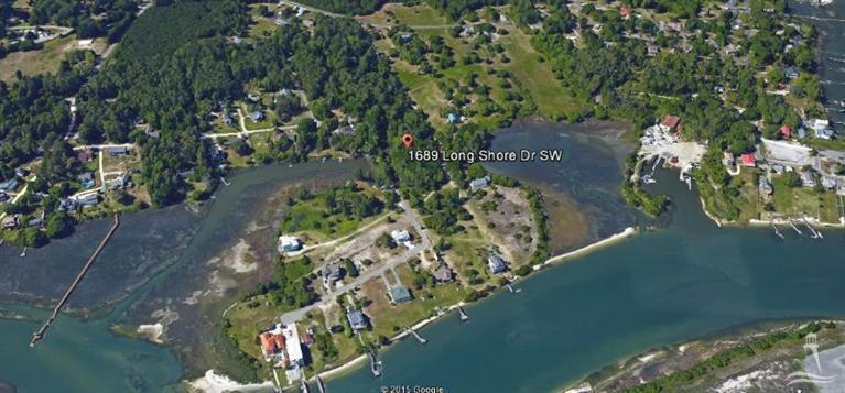 1689 Long Shore Drive SW, Shallotte, NC 28470 (MLS #20692970) :: Century 21 Sweyer & Associates