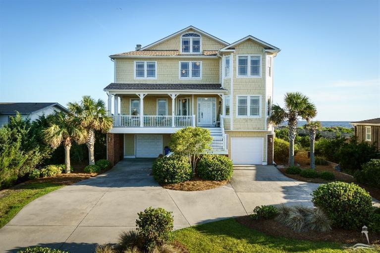 617 Caswell Beach Road, Caswell Beach, NC 28465 (MLS #20693595) :: Century 21 Sweyer & Associates