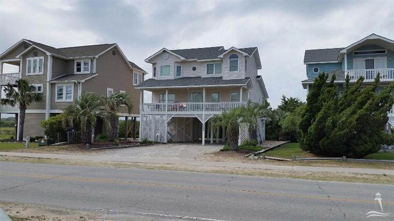 592 Ocean Blvd. West Boulevard W, Holden Beach, NC 28462 (MLS #20693694) :: Century 21 Sweyer & Associates