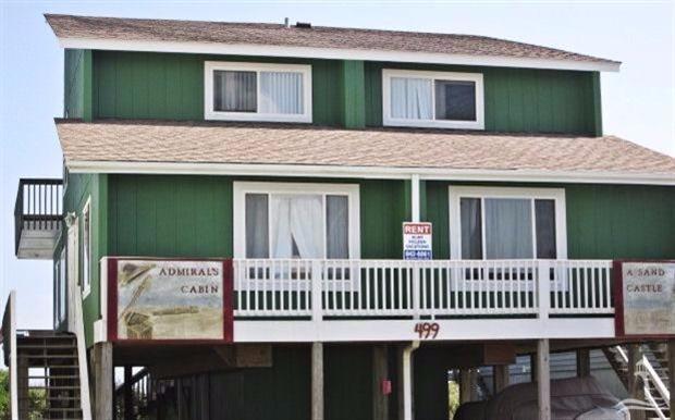 499 Ocean Boulevard W, Holden Beach, NC 28462 (MLS #20693818) :: Century 21 Sweyer & Associates