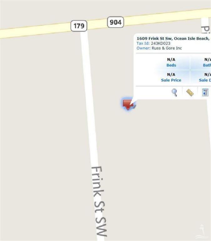 1609 Frink Street SW, Ocean Isle Beach, NC 28469 (MLS #20694483) :: Century 21 Sweyer & Associates