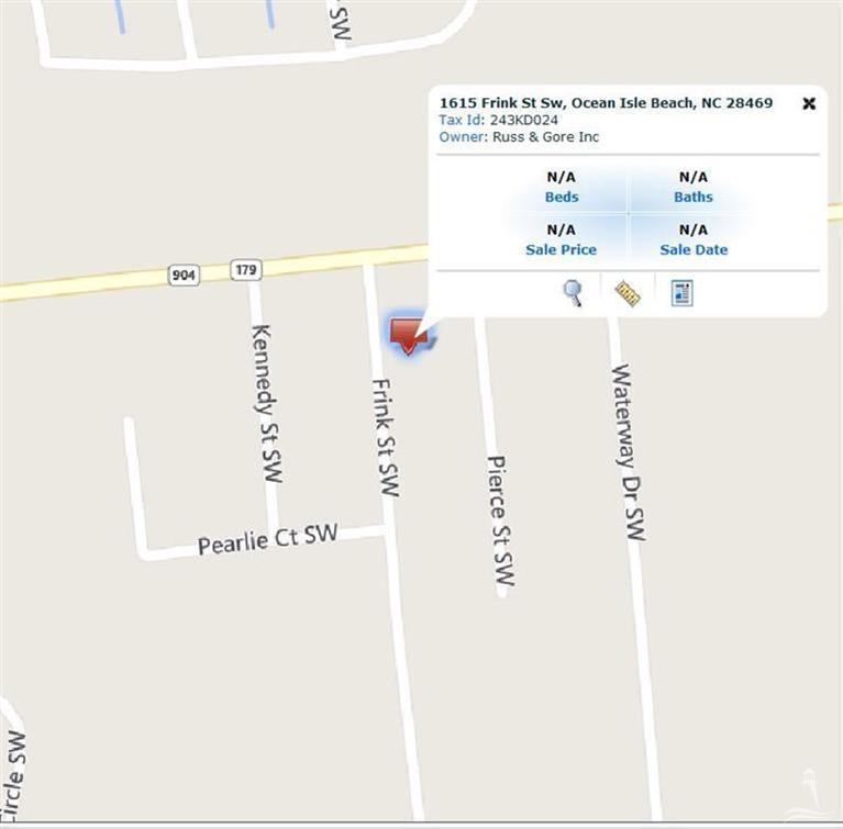 1615 Frink Street SW, Ocean Isle Beach, NC 28469 (MLS #20694513) :: Century 21 Sweyer & Associates