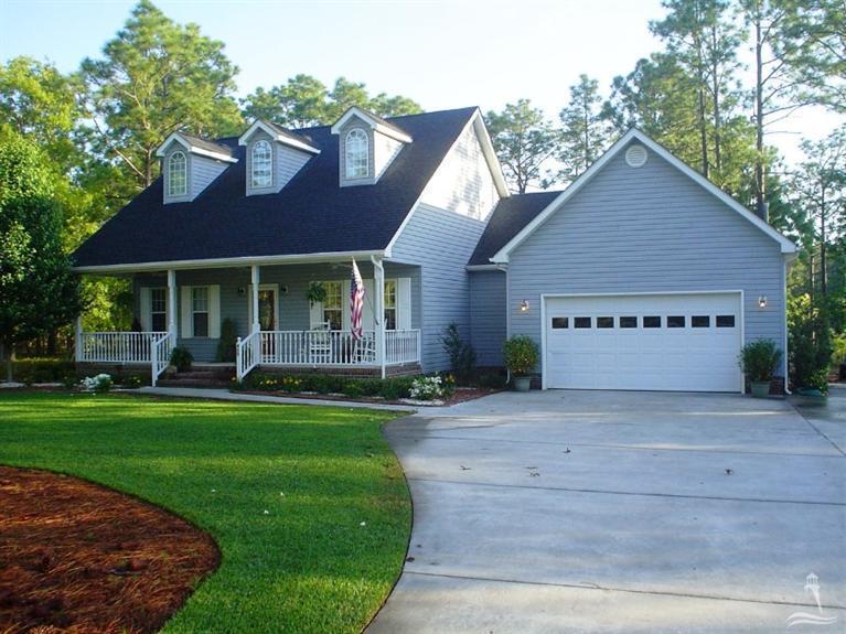 409 Tate Lake Drive, Southport, NC 28461 (MLS #20695907) :: Century 21 Sweyer & Associates