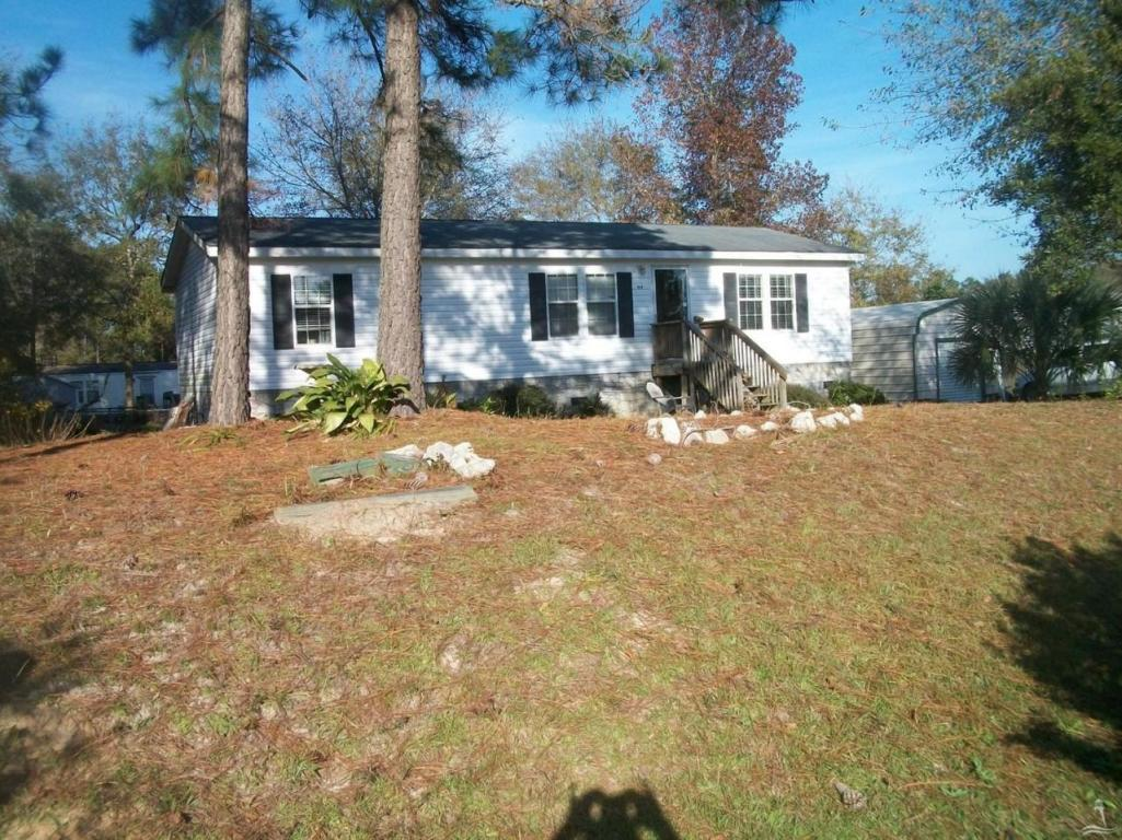 544 Mary Lou Lane Lane SW, Supply, NC 28462 (MLS #20698526) :: Century 21 Sweyer & Associates