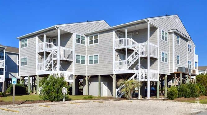 2 Seabrook Road B6, Ocean Isle Beach, NC 28469 (MLS #20698555) :: Century 21 Sweyer & Associates