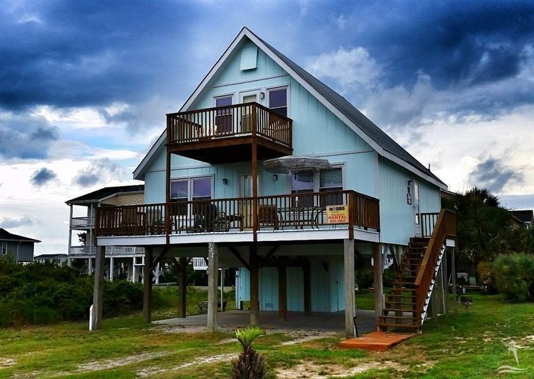 307 Sand Piper Lane, Holden Beach, NC 28462 (MLS #20698796) :: Century 21 Sweyer & Associates